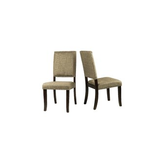 Trudel Upholstered Dining Chair (Set Of 2)