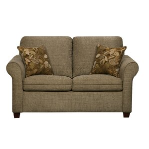 Rumford Loveseat by Simmons Upholstery by Three Posts