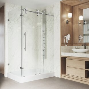Corner Shower Stalls Enclosures At Great Prices Wayfair