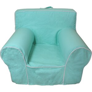 Kids Box Cushion Armchair Slipcover (Set of 5) by Little Star