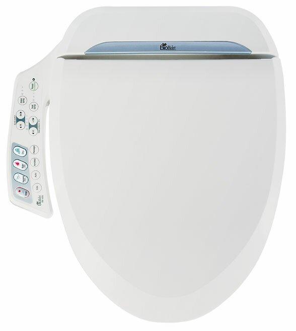 ultimate advanced toilet seat bidet