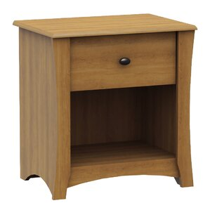 Jumper 1 Drawer Nightstand by South Shore