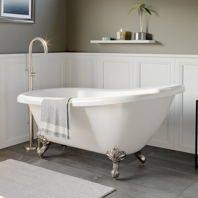 Find The Perfect Clawfoot Tubs Wayfair