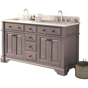 bathroom vanity. Lori Double Bathroom Vanity Set Vanities  Joss Main