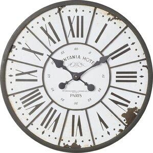 Black And White Wall Clock wall clocks | joss & main