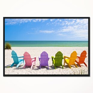 Adirondack Beach Chair Wayfair