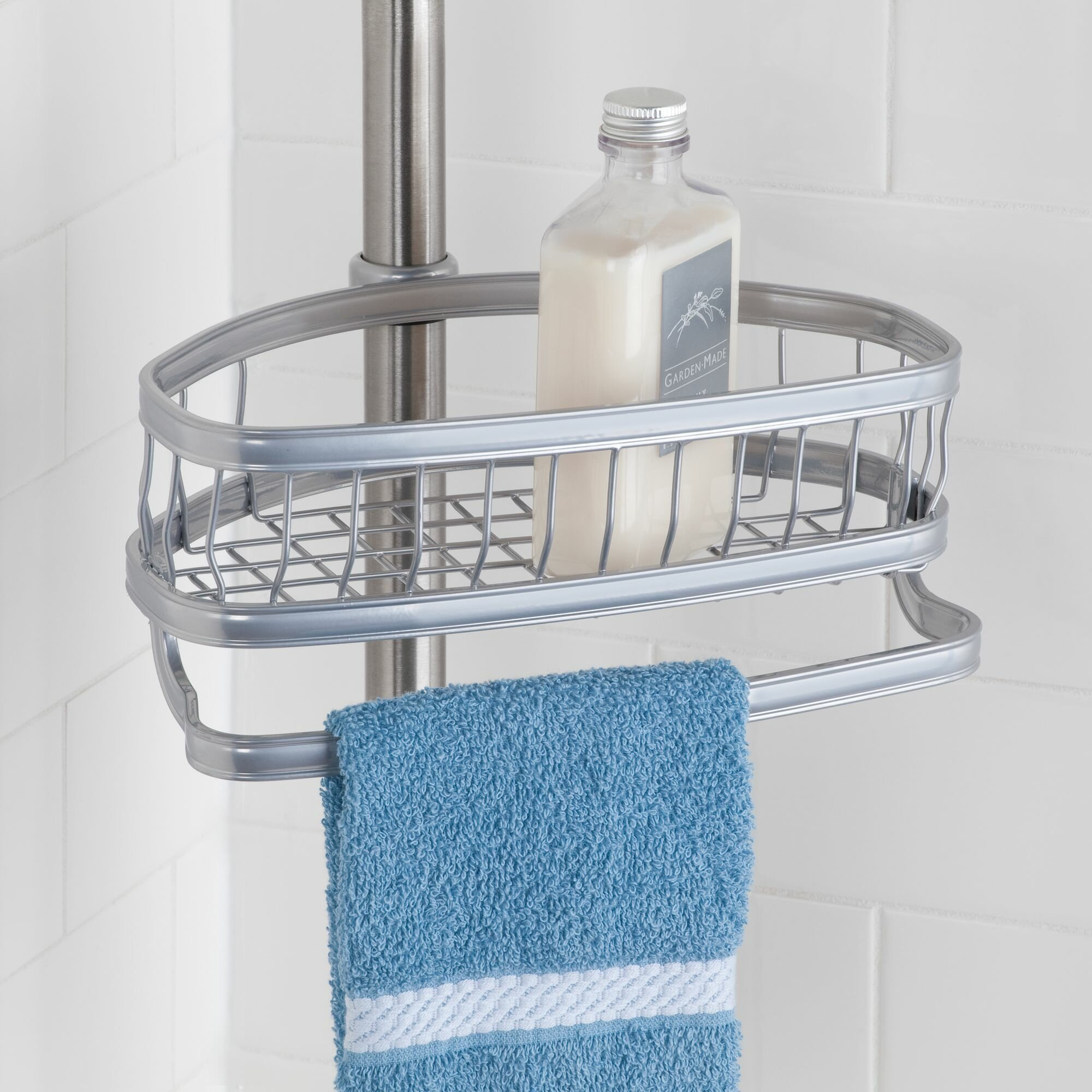 Attractive Bathtub Shower Caddy Model - Bathtub Ideas - dilata.info