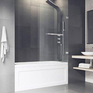 Save to Idea Board & Shower \u0026 Bathtub Doors You\u0027ll Love | Wayfair