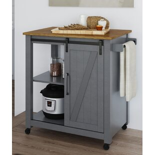 Dionisio Rolling Kitchen Cart