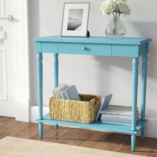 blue console tables you ll love wayfair rh wayfair com blue sofa coffee table blue sofa table lamps