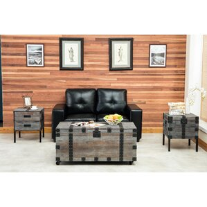 table sets living room. Rigina 3 Piece Coffee Table Set Sets You ll Love  Wayfair