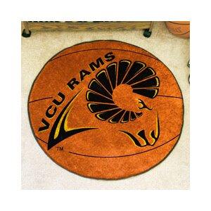 NCAA Virginia Commonwealth University Basketball Mat