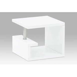 Deena High Gloss Side Table