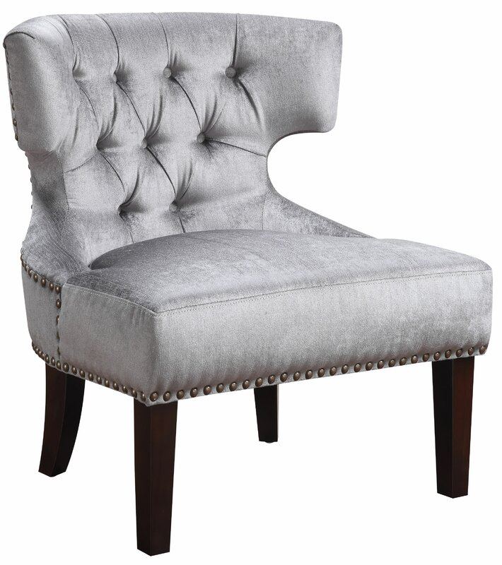 Katherine Tufted Barrel Chair