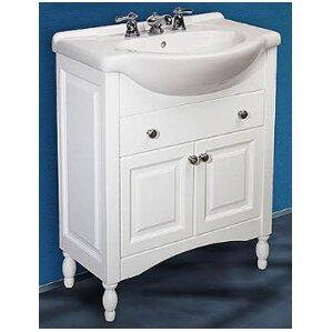 Vanity Base Bathroom narrow depth bathroom vanity | wayfair