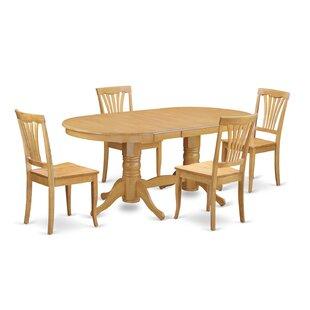 Rockdale 5 Piece Extendable Dining Set
