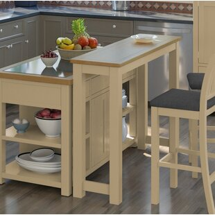 Breakfast Bars Furniture Portable Kitchen Islands With Breakfast