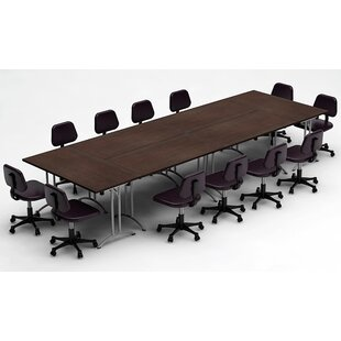 Conference Tables Youll Love Wayfair - Rectangular conference room table