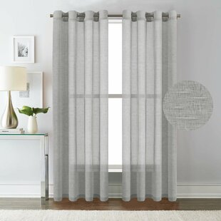Gray Silver Curtains Drapes