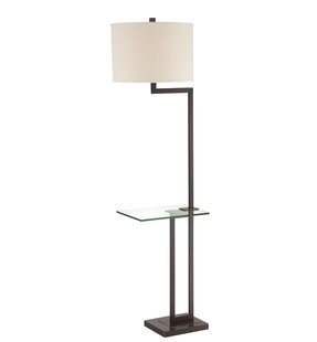 Tray table floor lamps modern contemporary designs allmodern sheehy 64 task floor lamp mozeypictures Image collections