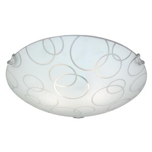 Barela 2-Light Flush Mount