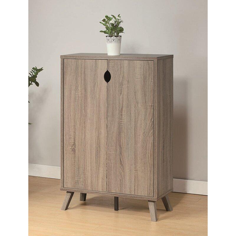 Etonnant Foundry Select Wooden Entryway Shoe Storage Cabinet   Wayfair