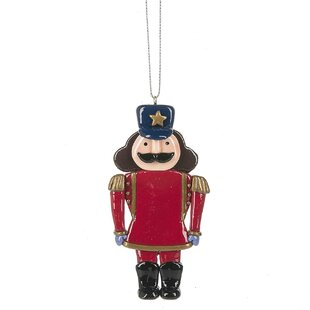 nutcracker hanging figurine - Nutcracker Christmas Ornaments