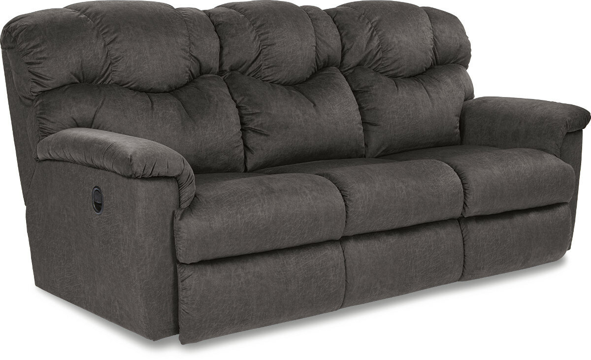 La Z Boy Sofa La-Z-Boy Lancer La-Z-Time® Reclining Sofa u0026 Reviews | Wayfair