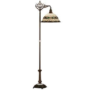 Bridge arm floor lamps wayfair tiffany roman 70 task floor lamp aloadofball Gallery
