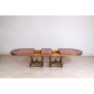 Ana Solid Wood Dining Table