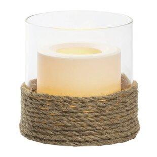 Wax candle chandelier wayfair pillar unscented wax candle aloadofball Choice Image