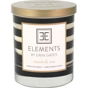 Currant/Rose Scent Jar Candle