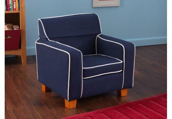 Beau Laguna Personalized Kids Club Chair