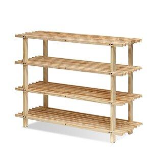 Wooden Shoe Box Wayfair