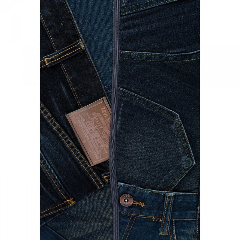Kare design ohrensessel lounge jeans bewertungen for Ohrensessel jeans