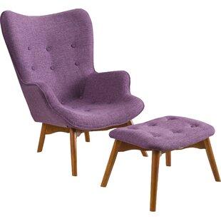 Purple Accent Chairs Joss Main