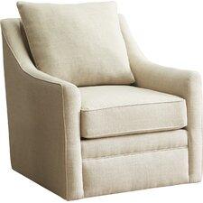 quincy swivel armchair
