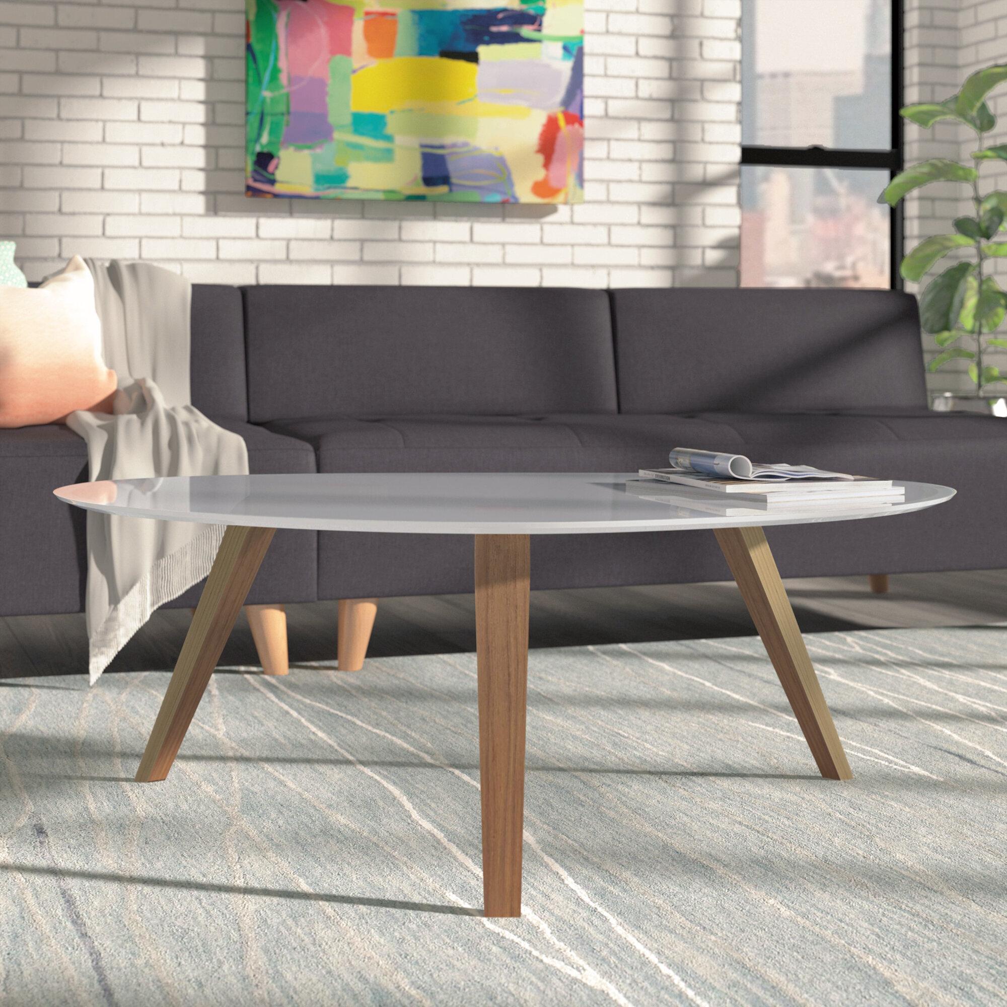 Brayden Studio Ston Easton Coffee Table U0026 Reviews   Wayfair