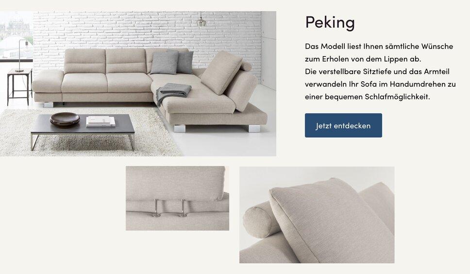 Michael Michalsky Designer Sofas   Wayfair.de
