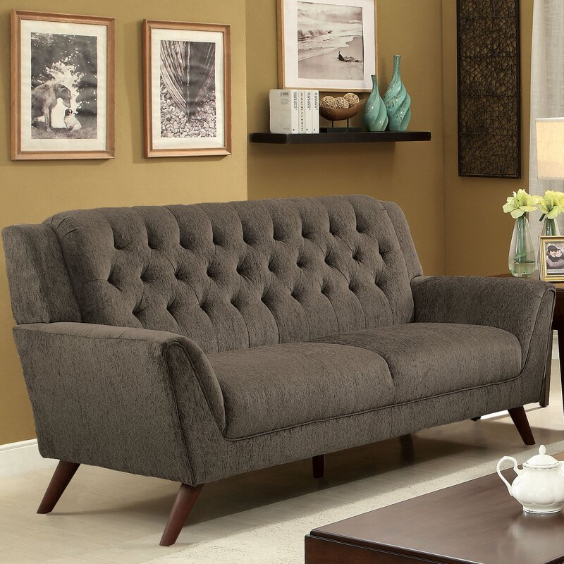 Carnduff Deep Tufted Sofa