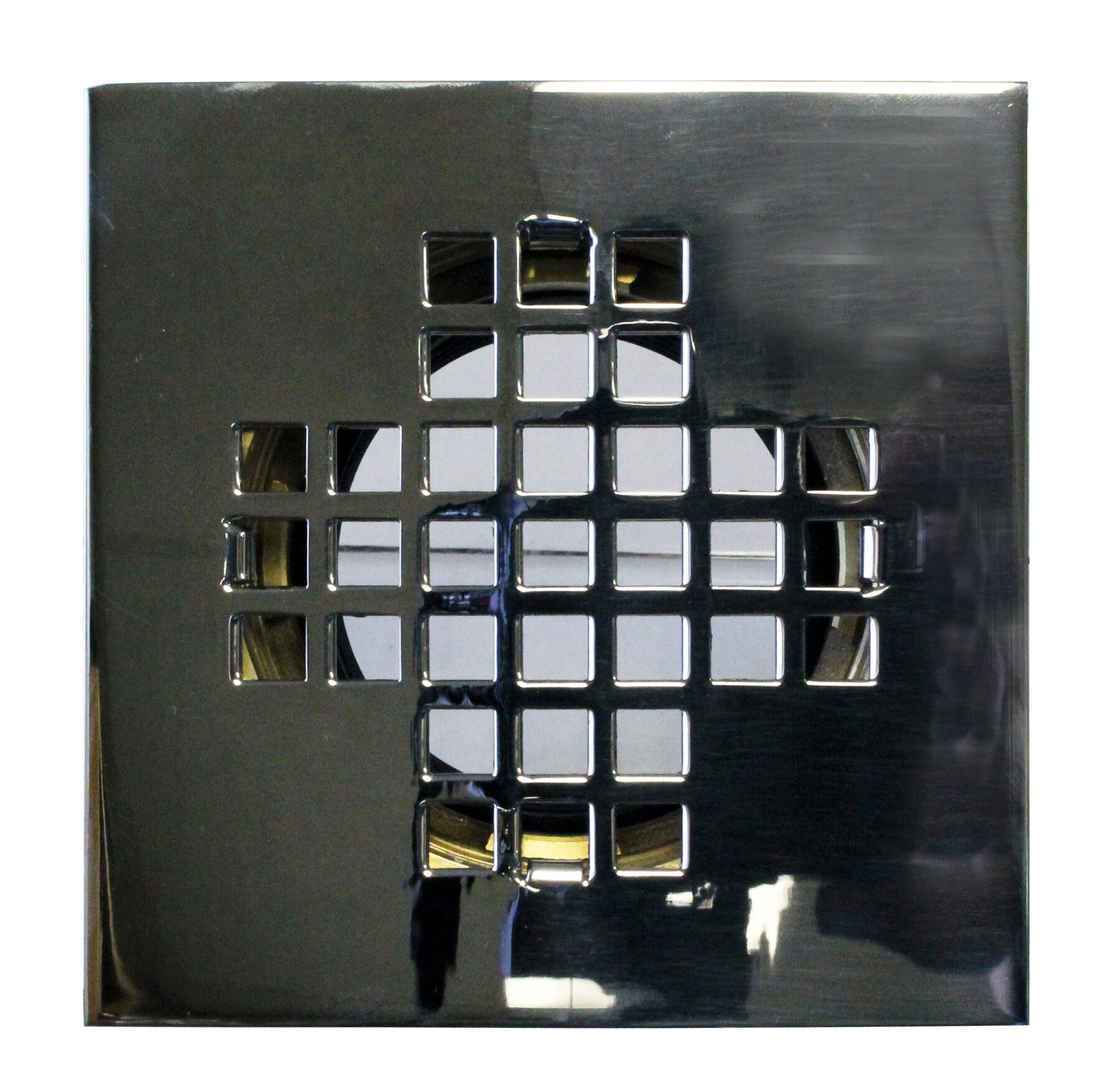 . 4 25  Square Shower Drain Cover