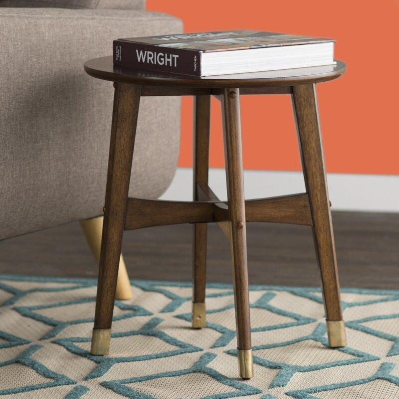 Wayfair All Modern: Rosarito End Table & Reviews