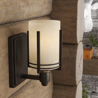 Rustic Sconces You Ll Love Wayfair