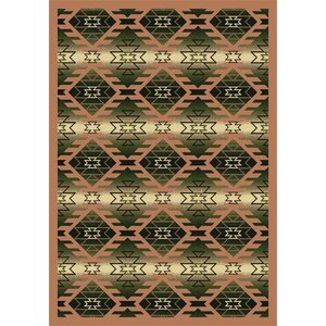 Canyon Ridge Cactus Pink Area Rug