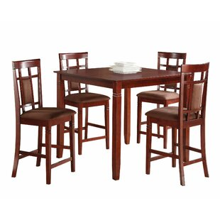 Jeter 5 Piece Dining Set