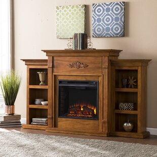 Light Oak Fireplace Wayfair
