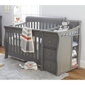 tuscany elite 4in1 convertible crib and changer