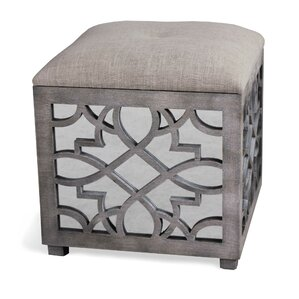 Brodick Ottoman by Bungalow Rose