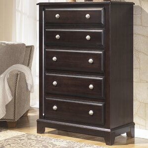 Ridgley 5 Drawer Chest by Signature Design by Ashley