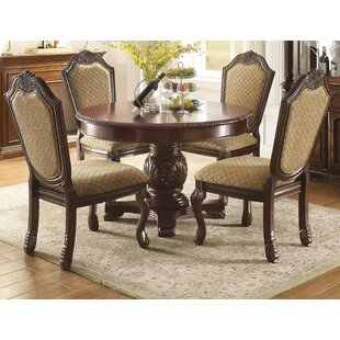Caudillo 5 Piece Extendable Dining Set